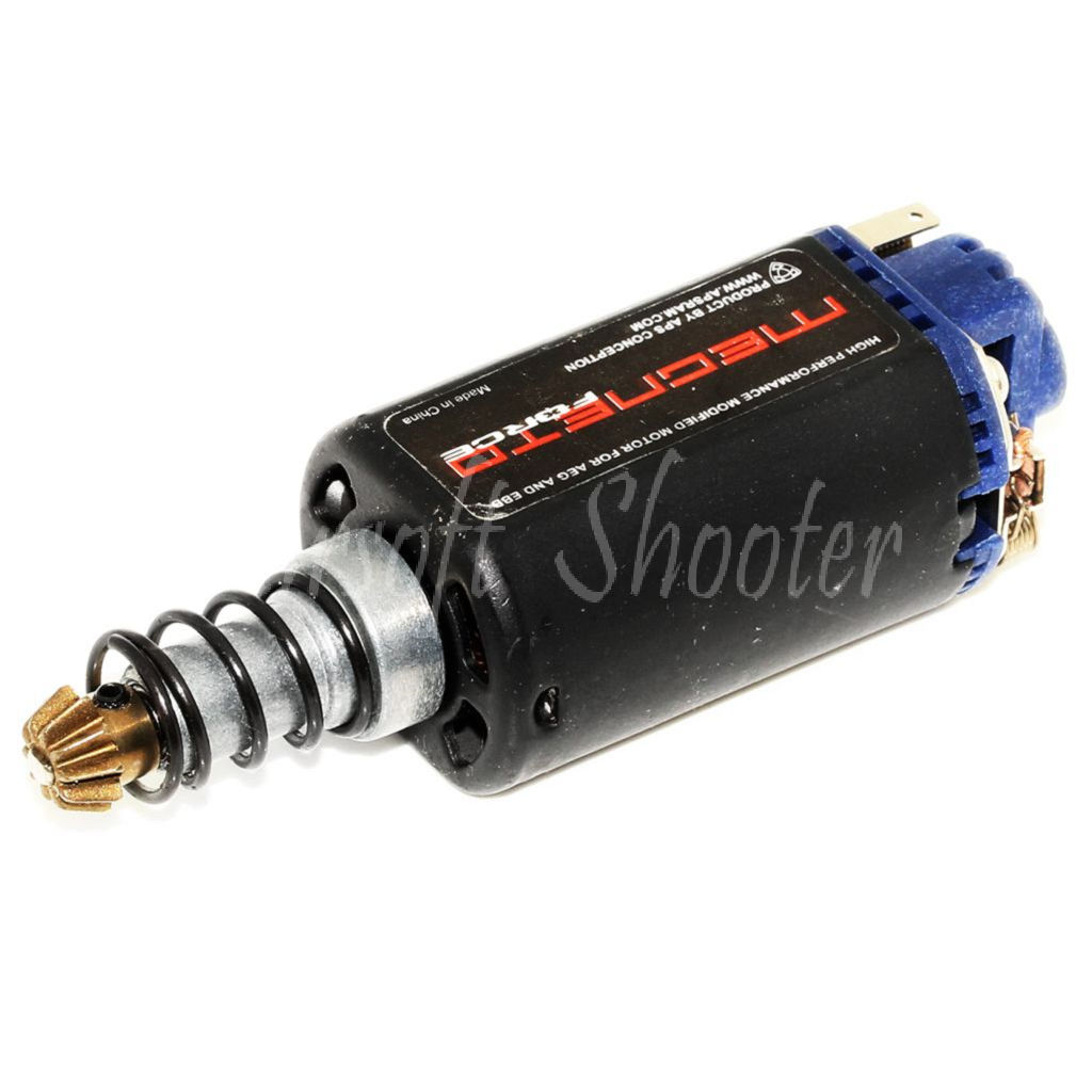 Image is loading Airsoft-Accessories-APS-Magneto-Force-AEG-Motor-Long-
